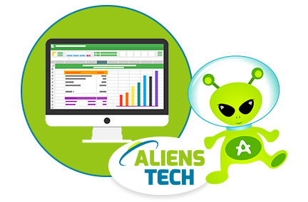 Custom Software Development Services by Aliens Tech